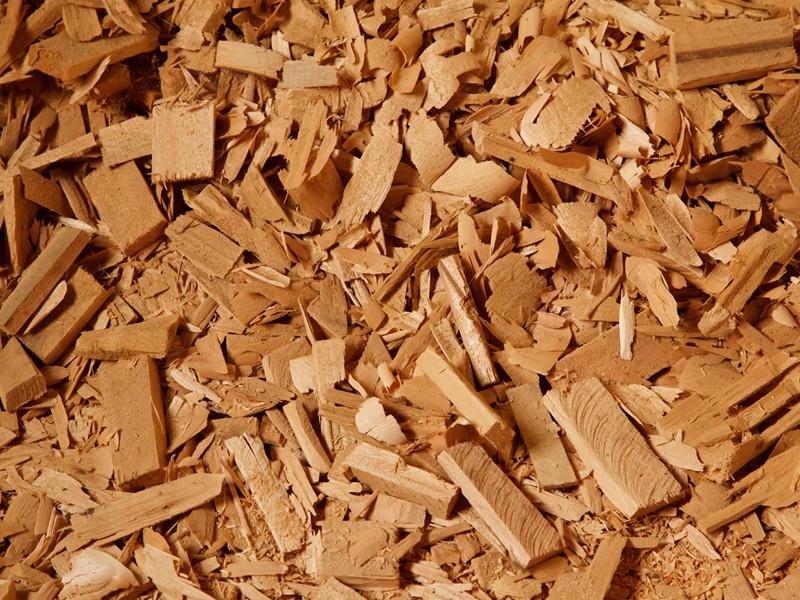 Chips para biomasa - Maderas Serko