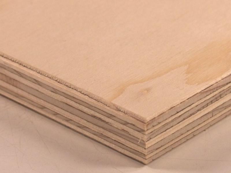 Tableros de madera nativa Contrachapado - Maderas Serko